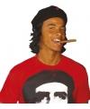 Muts met haar Che Guevara